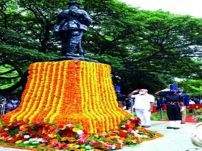 Chief Minister BS Yediyurappa pays tribute to soldiers on 'Kargil Vijay Diwas'