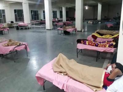 Man escapes quarantine centre to meet daughter