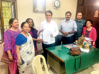 Citizens submit petition against elevated corridor to Deputy Chief Minister Dr CN Ashwath Narayana