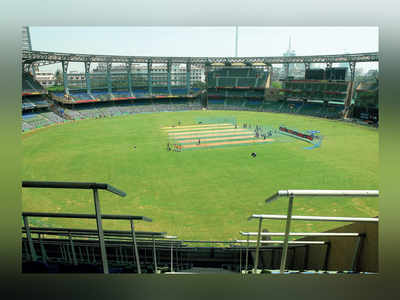 No one-day at Wankhede; Cricket Club of India and Baroda in fray