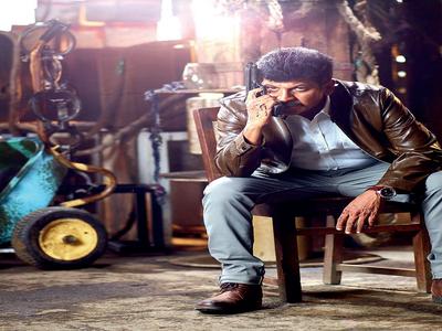Ravi Varma springs a surprise with Rustum