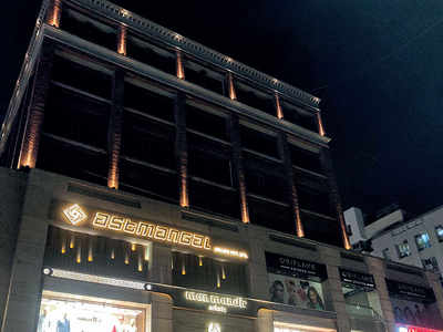 I-T survey against 5 jewellers in city