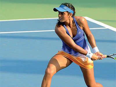 I let my racquet do the talking: Ankita Raina