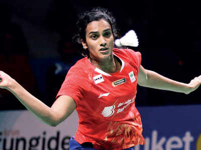 PV Sindhu beats Chen Yufei to enter Indonesia Open final