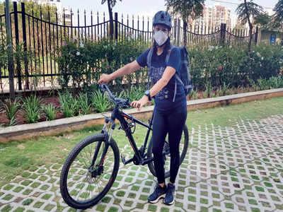 Bengaluru's good riders bag honour for corona relief