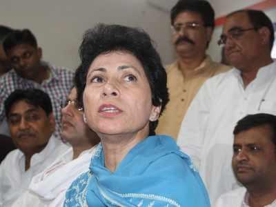 Sonia Gandhi appoints Kumari Selja as new Haryana PCC chief