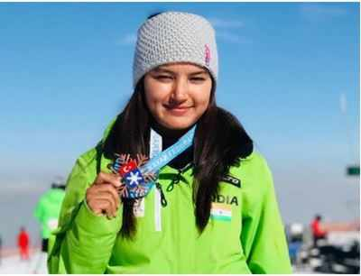 Himachal girl Aanchal Thakur creates history, gives India first-ever international medal in skiing