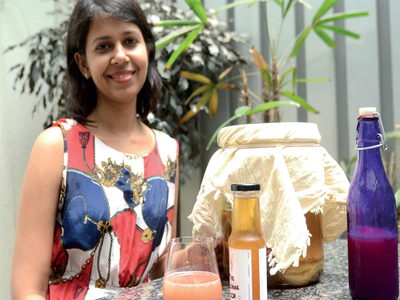 Bengalureans are swapping beer, sodas, iced tea and mocktails for kombucha–find out why
