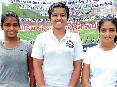 Ahmedabad Rural girls are champs