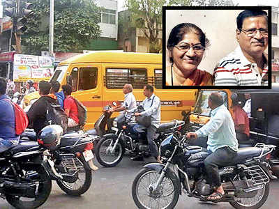 Pest control chokes couple to death at home in Pune's Bibwewadi