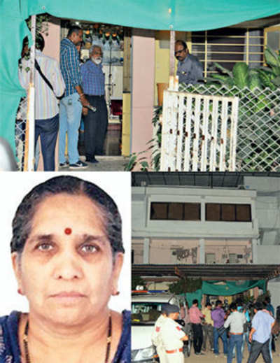 60-yr-old robbed, killed at Vastrapur home