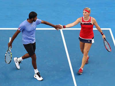 Australian Open: Rohan Bopanna-Timea Babos enter mixed doubles final
