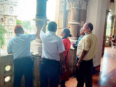 Experts at work to give CSMT a new lease of life