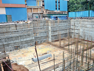Club construction leaves Bengaluru's Sadashivanagar residents restless