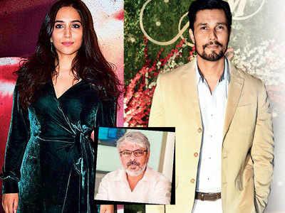 Zoya Hussain to star opposite Randeep Hooda in Sanjay Leela Bhansali's mystery-thriller