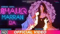Latest Punjabi Song 'Shauq Marran Da' Sung By Sabrina Sapal