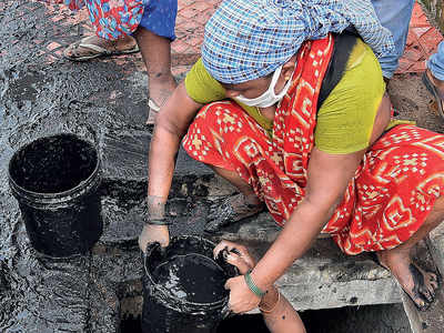 Press atrocity charges on contractor for two 2017 scavenging deaths: NCSC