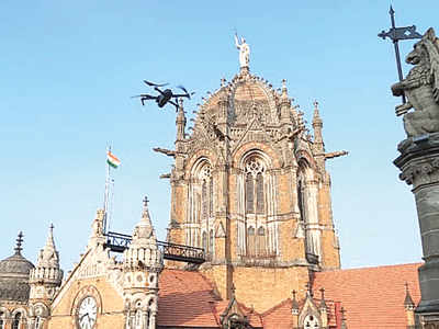 Radar scans detect structural as well as material cracking in Chhatrapati Shivaji Maharaj Terminus dome