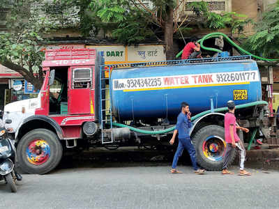 Well owners-tanker mafia depleting ground water