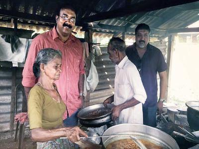 Going native: With Kappa Chakka Kandhari, chef Regi Mathew brings forth family recipes and toddy shops of Kerala