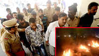 11 anti-Padmaavat protesters held for blocking Sion-Panvel road at Vashi