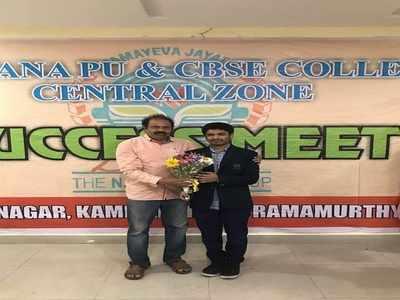 JEE Main Paper 2 results 2019 released: Bengaluru boy tops Karnataka