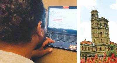 14K SPPU students face issues in online tests, want re-exams