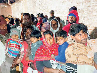 Captor shot, wife lynched by locals