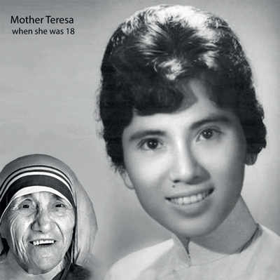 Fake News Buster: A Photo of Mother Teresa when she was 18?