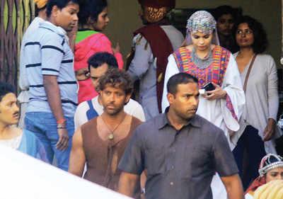 'Ashutosh stole my Mohenjodaro story'
