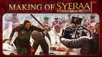 Sye Raa Narasimha Reddy - The Making