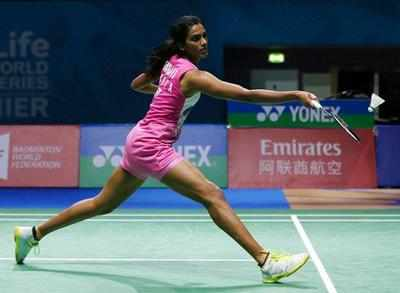 Shuttler PV Sindhu looks forward to the year 2018 and Premier Badminton League