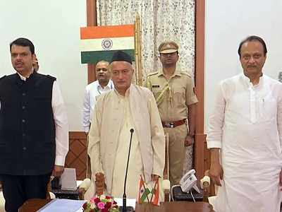 Devendra Fadnavis' video on a big claim about govt formation talks with Sharad Pawar goes viral