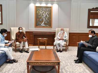 CM Uddhav Thackeray meets PM Modi, discusses Maratha reservation, GST returns among other issues