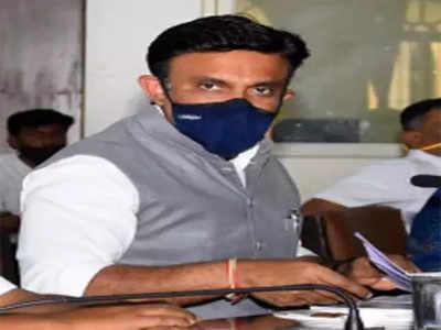 IISc, Health Minister talk vaccine, O2