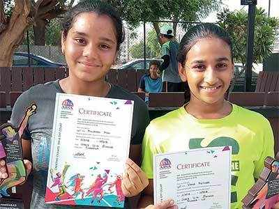 Kamaksh wins men's title