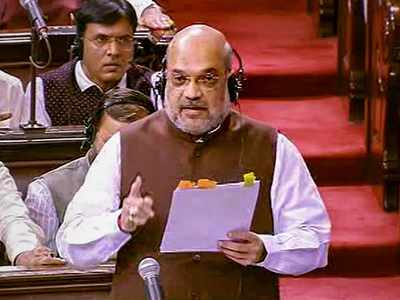 Jammu and Kashmir: Rajya Sabha approves resolution to scrap Article 370