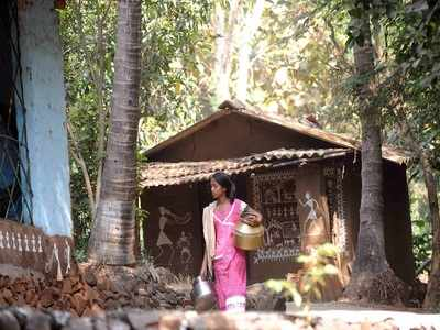 Mumbaikars and Aarey forest tribals engage in a cultural exchange