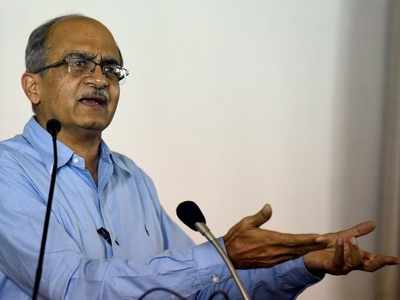 SC holds Prashant Bhushan guilty of contempt over tweets against past CJIs