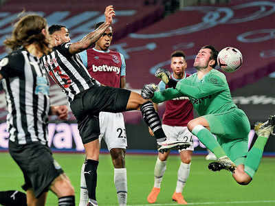 Wilson stars on Newcastle debut as West Ham sink