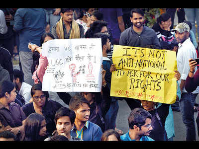 Is hike in hostel fees at JNU and other such universities justified?