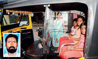 Dead auto driver leaves behind 3 girls, 7 months pregnant widow