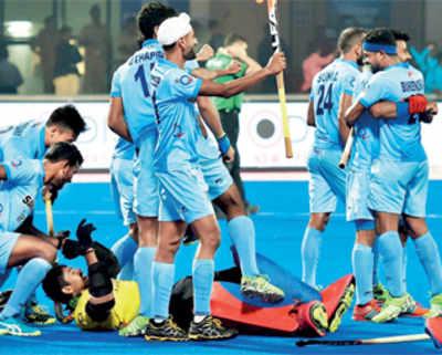 Hockey World League Final: India defeat Belgium in to enter semi-final