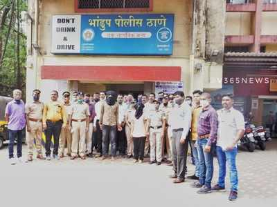 Bhandup murder and robbery case solved after 40 days; two including woman nabbed