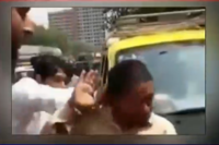 Mumbai: Taxi driver thrashed by MNS leader and aides