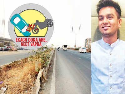 Helmetless youth dies after losing control of bike