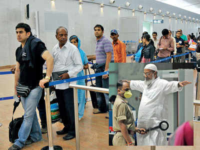Security check-in now a breeze in flat 5 secs