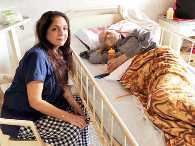 Neena Gupta remembers writer-friend Brij Katyal