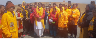 Chinese authorities not allowing holy dip in Mansarovar Lake: Devotees