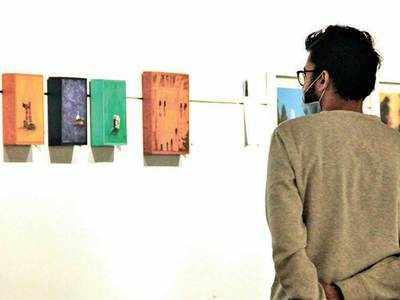 Visit group show at Gufa